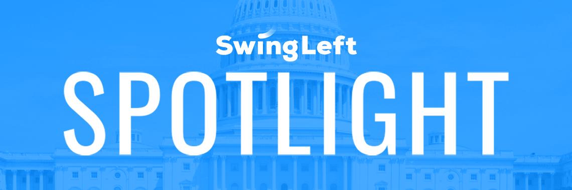 Swing Left Header
